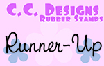 Runner_Up C.C. Designs Monthly challenge #1