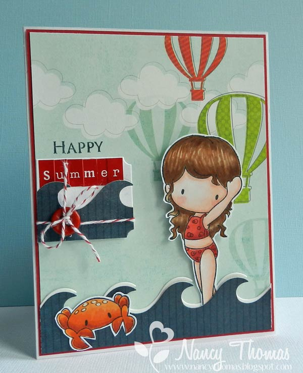 Nancy Thomas SP Beach Kit 4 Review 5-29-2012