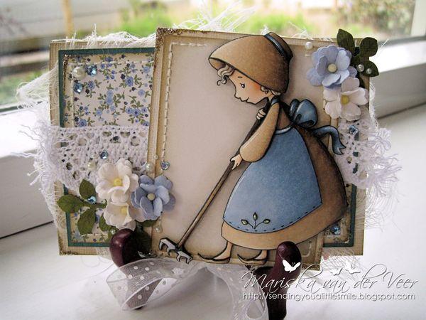 Tilly gift card holder