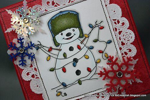 JessFick Snowman lights