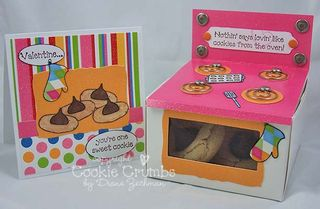 Cookie oven and card 1 diane zechman