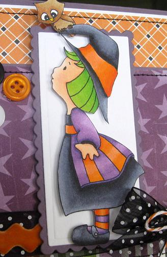 ATS Little Witch Close Up