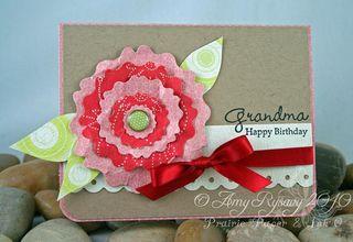 AmyR All Women Card 3 Grandma by AmyR