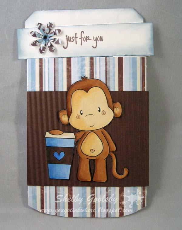 Latte Monkey Shelby