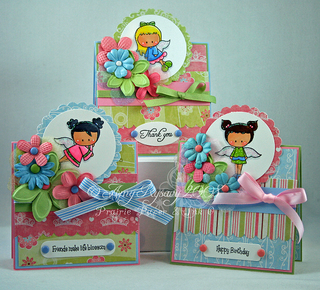 CCD Angels Everywhere Card Trio by AmyR