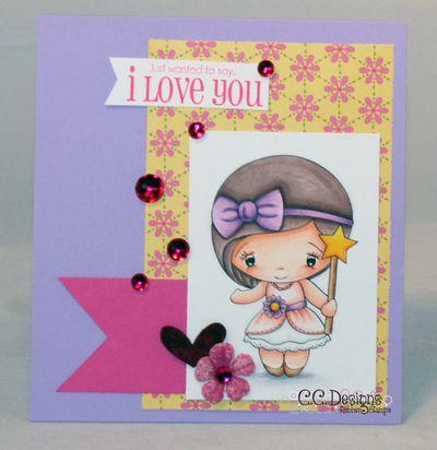 Princessclairecard