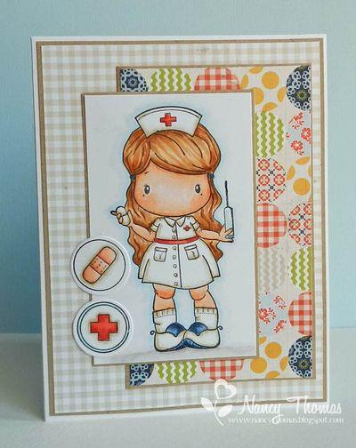 Nancy Thomas Nurse Lucy 4-11-2014