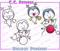 Holidaypenguins