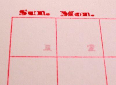 Daysweek