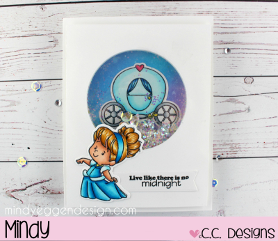 Cinderella shaker post b