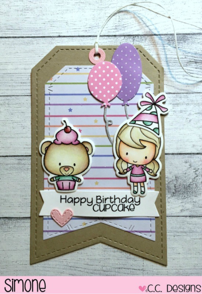 Birthday Tag