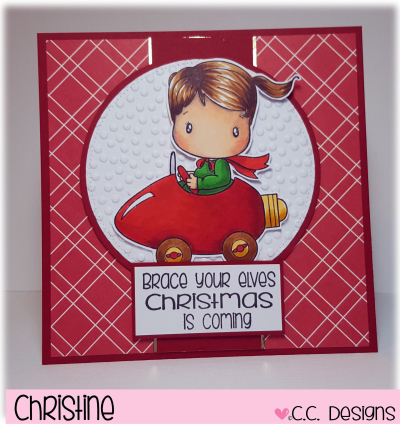 CC Designs Bulb Lucy