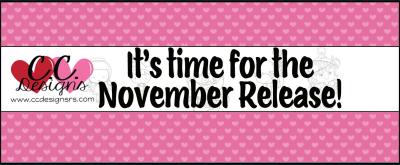2018-11-01 November Release Day Banner