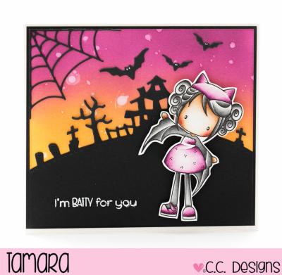 2018-09-03 Halloween Pinkie-TAMARA