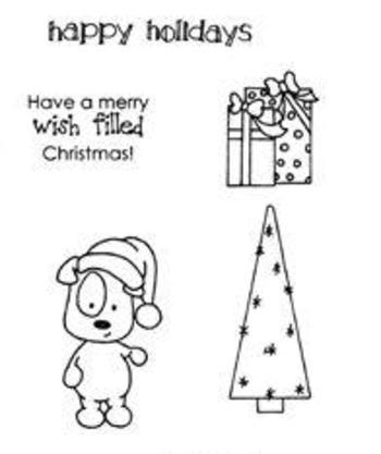 Luckychristmaswish